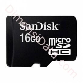 Jual Memory SANDISK Micro SDHC 16GB [SDSDQM-016G-B35]